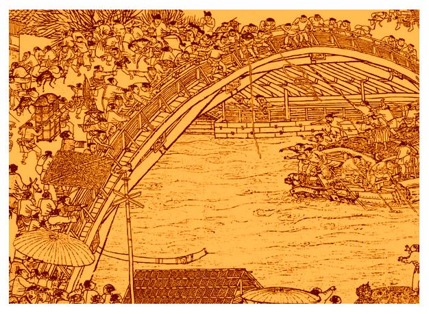 謎の名画・清明上河図 北京故宮の至宝、その真実 |  …
